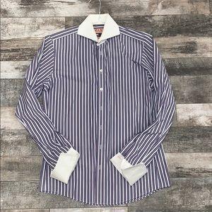 PINK men's button down shirt